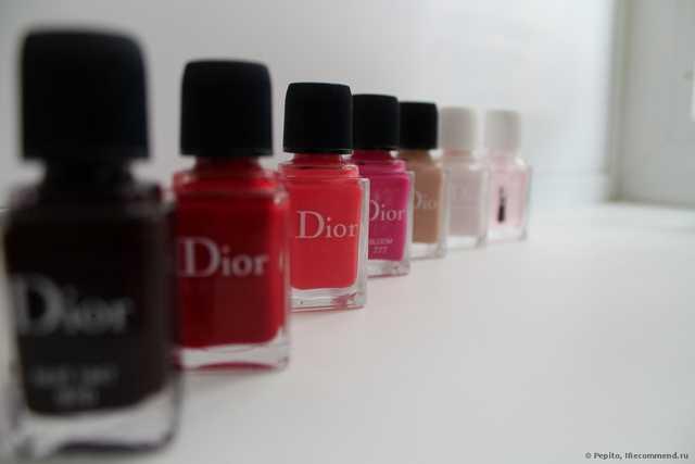 Лак для ногтей Dior Vernis - фото