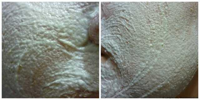 Скраб для лица Банька Агафьи Женьшеневый для жирной кожи - фото