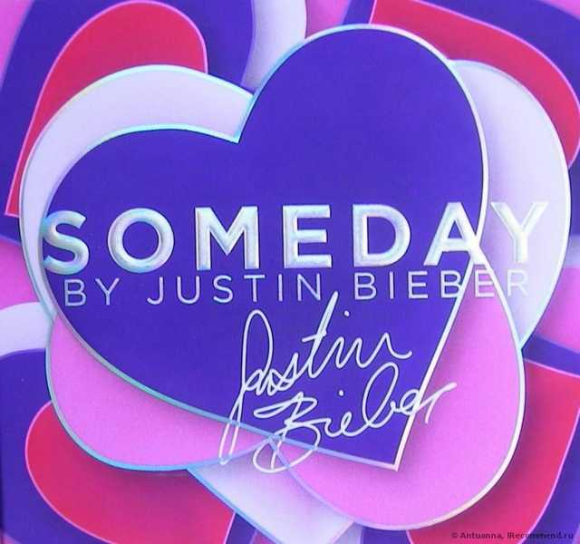 Justin Bieber Someday - фото