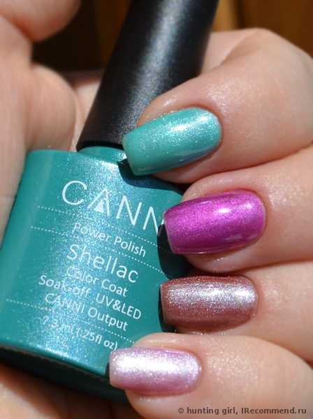 Гель-лак для ногтей Canni Gel Color Polish - фото