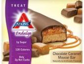 Atkins Chocolate Caramel Mousse Bar,