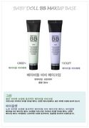 Основа под макияж TONY MOLY Delight Baby Doll Make Up Base SPF15 PA+ Clear Mint